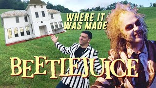 Beetlejuice - Where It Was Made!