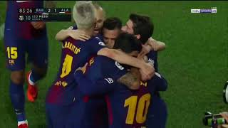 FC Barcelona - Top 4 Goals in January - Ray Hudson Commentary (1080P HD)