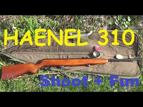 Haenel 310 - shoot + fun (german)