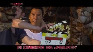 xXx: Return of Xander Cage | Featurette: Donnie Yen in xXx | Paramount Pictures International