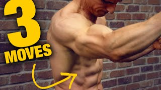 Burn Fat and Get a Six Pack (ONE WORKOUT!)
