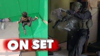 Captain America: Civil War: Stunts Behind the Scenes 4k - Chris Evans