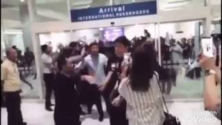 Selena Gomez Attacked By Fans in