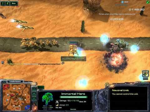 SC2 FFS Event226 Game 4 Part 6/6 (Hero Attack 3X)