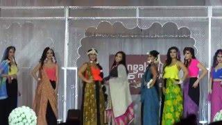 Floral Angels | Mangalyam Bridal Fashion Show 2016 | TeamNavela