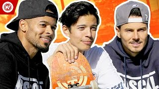 F2 Freestylers vs. Chris Chann   F2 GOES HOLLYWOOD