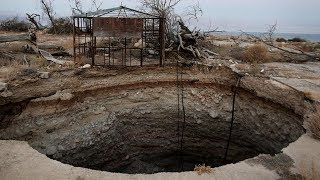 The Untold Truth Of Sinkholes