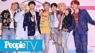 K-Pop Band BTS Top Time Magazine