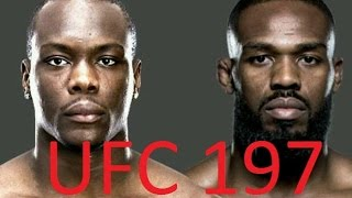 UFC 197 -FULL FIGHT HD