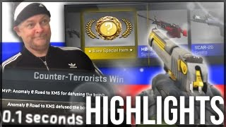 TWITCH HIGHLIGHTS 6 - RUSSIAN EDITION