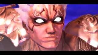 Asura's Wrath: The Final Fight! (Asura vs Chakravartin)