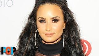 Demi Lovato Hospitalized After Drug Overdose