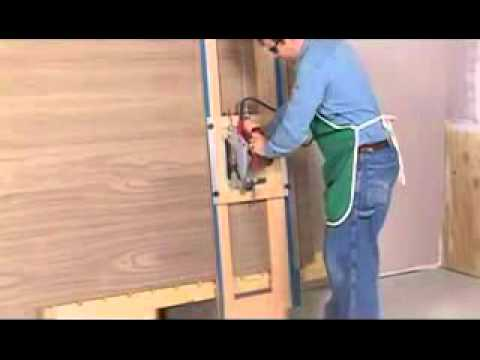 youtube panel para cortes de carpinteria panel for cutting carpentry cierra vertical