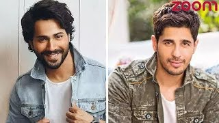 Varun Dhawan And Sidharth Malhotra Bring An End To Their Cold War? | Bollywood News