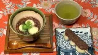 How to Make Zenzai and Anko (Japanese Red Bean Sweet Recipe) ぜんざいと餡子 作り方レシピ