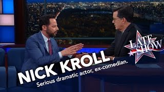 Nick Kroll Is Done Being A Comedian