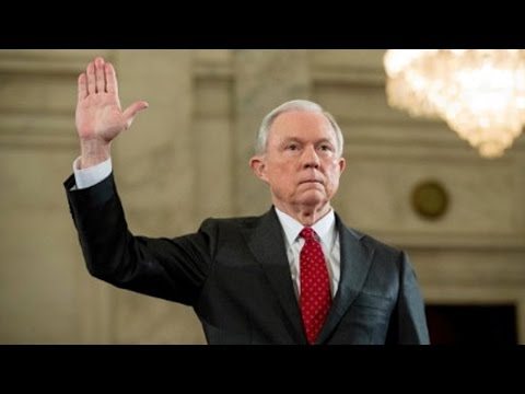 Trump's Attorney General Lies About His