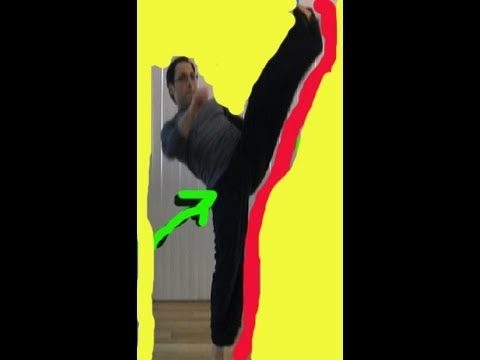 Dynamic Stretching for Exercise in Martial Arts Dynamic Exercises for stretching in Martial Arts
