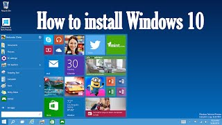 How to Install Windows 10 [in Bangla] ?