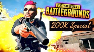 🔴PUBG MOBILE LIVE : 200K OP YOUTUBE FAMILY!! || DC IS BACK