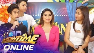 It's Showtime Online: Remy Luntayao on judge's comment about holding back on her performance
