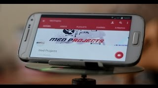 DIY Phone stand -  الحامل الهاتف