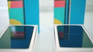 Nexus 5 Negro y Blanco