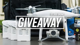 $3,000 Ultimate Drone Giveaway