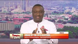 2019 Election: PDP Running A Self Indicting Campaign - Festus Keyamo Pt.1 |Sunrise Daily|