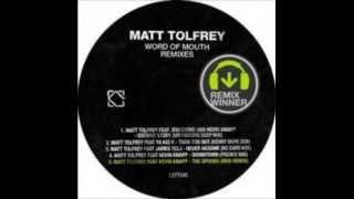 Matt Tolfrey, Kevin Knapp, Jem Cooke, Mr. Fingers - Distant Story (Mr. Fingers Deep Mix)