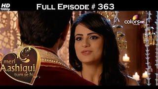 Meri Aashiqui Tum Se Hi - 26th October 2015 - मेरी आशिकी तुम से ही - Full Episode(HD)