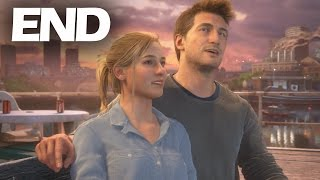Uncharted 4 A Thief's End Part 39 - The Finale - Epilogue - Gameplay Walkthrough PS4