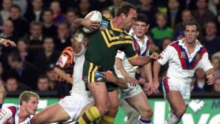 Bill Harrigan names the greatest 1-13 he has refereed