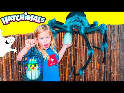 Xxx Mp4 HATCHIMALS Assistant Spooky Ghost Halloween Surprise Hatchimals Adventure Video 3gp Sex