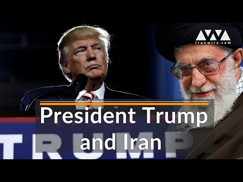 President Trump and Iran