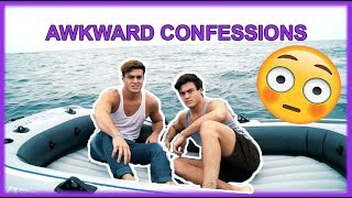 AWKWARD TWIN CONFESSIONS