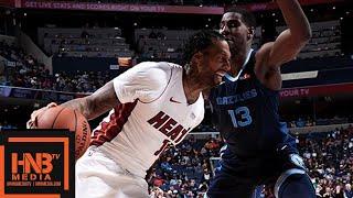 Miami Heat vs Memphis Grizzlies Full Game Highlights | 12.14.2018, NBA Season