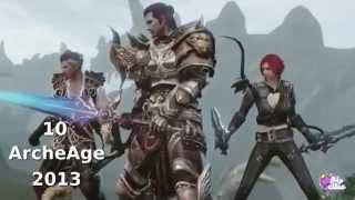 أفضل 10 ألعاب Online على الأطلاق | MMORPG