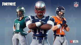 Fortnite X NFL