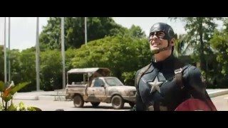 Captain America: Civil War - Come nell'addestramento - Clip dal film | HD