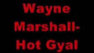 Wayne Marshall - Hot Gyal
