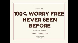 100% WORRY FREE NEVER SEEN BEFORE STRATEGY with GANN HILO