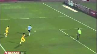 الدوري القطري 2011 الوكرة 5-1 قطر اهداف يونس محمود كاملة