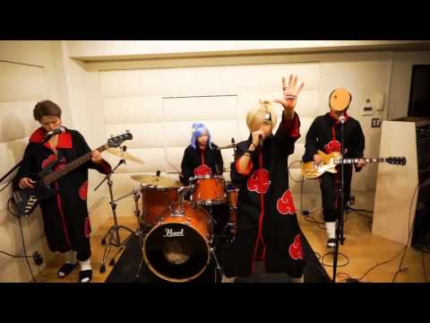 Xxx Mp4 【NARUTOメドレー】暁がバンドで演奏してみた【Re Ply】 3gp Sex