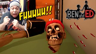 THIS F#%KING GAME IS HARD!! [BEN and ED]