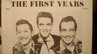 The First Years - Baby, Let's Play House - Live in Housten 1955