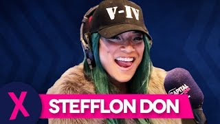 Stefflon Don Talks Nicki Minaj Comparisons, New Music And More With Manny Norte