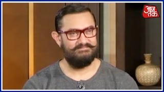 Exclusive Interview Of Amir Khan And  Dangal Casting Crew