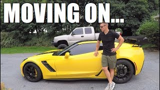 NOT Taking My Z06 to Diablo Formula Racing anymore...
