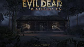 Evil Dead Regeneration - The Movie
